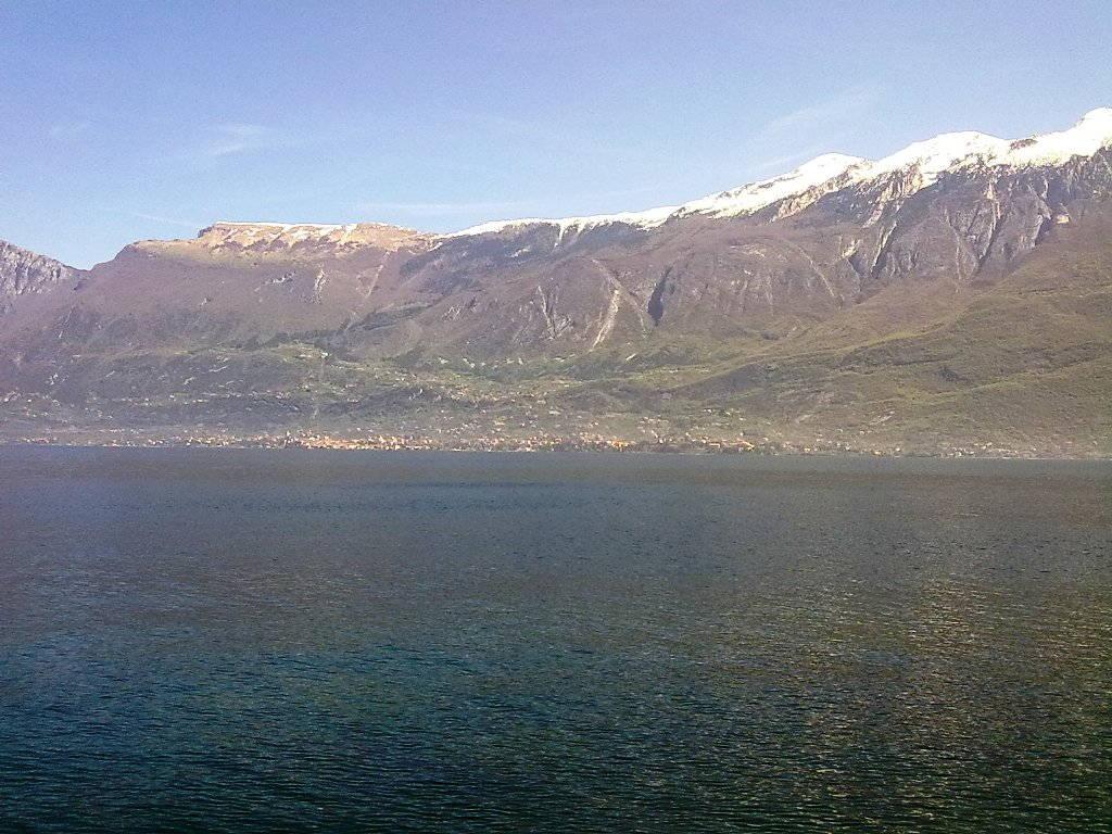 Panorama dal Lago di Garda
