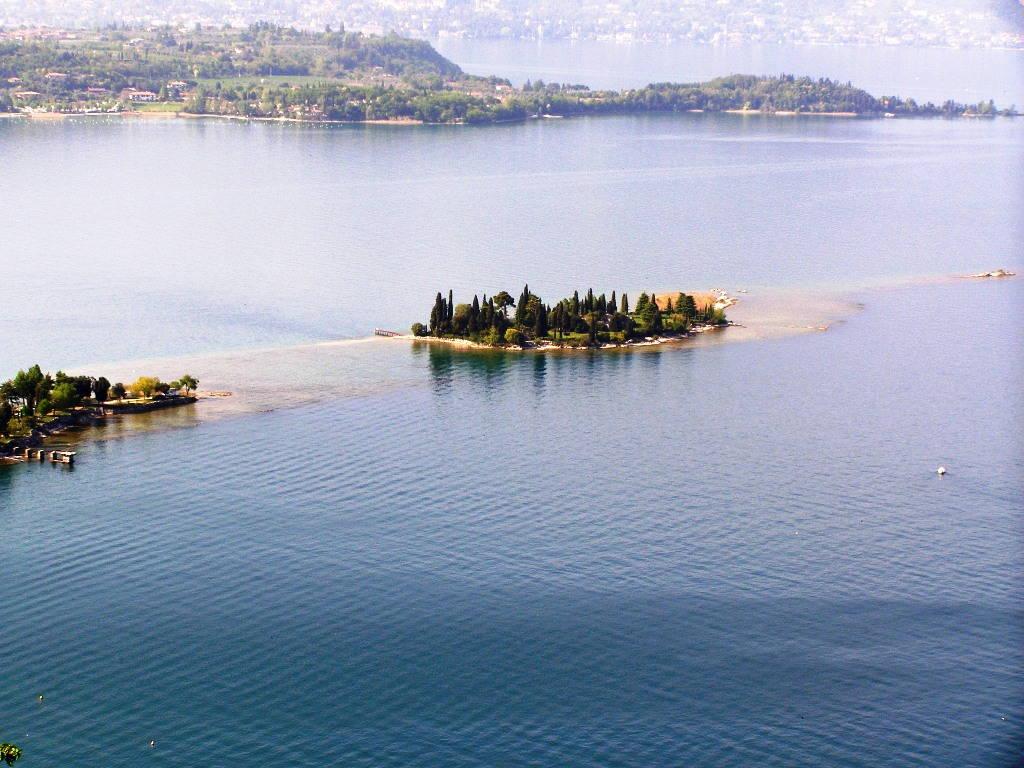 Panorama Isola di Garda