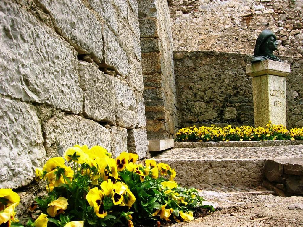 Statua dal Lago di Garda