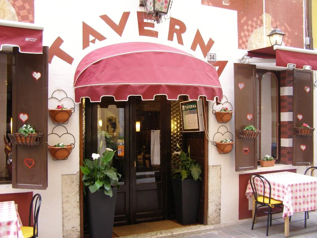 Taverna sul Lago di Garda
