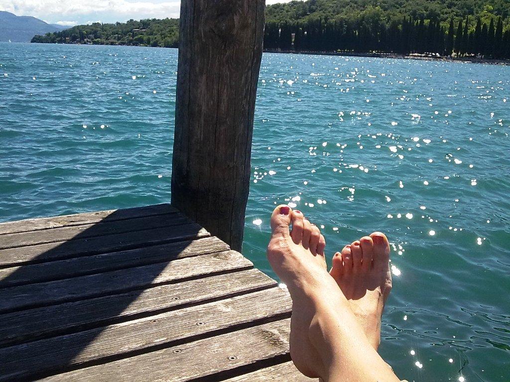 In vacanza al Lago di Garda