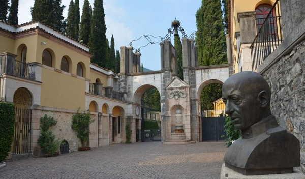 Vittoriale degli Italiani a Gardone Riviera