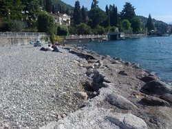 strand gardone riviera
