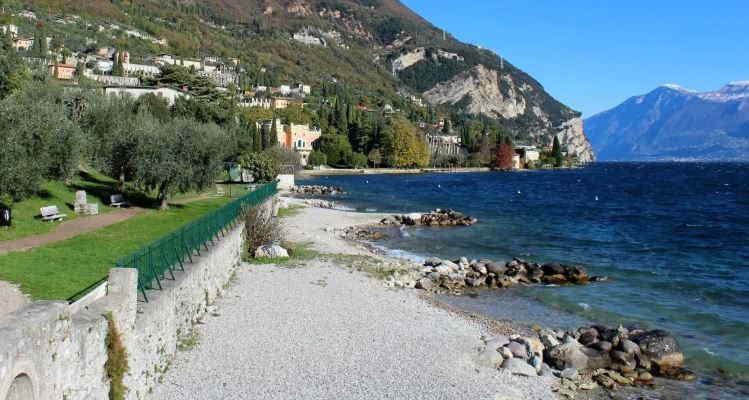 Spiagge di Gargnano