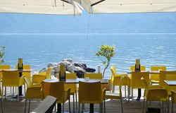 Beach Bar Giallo Limone a Gargnano