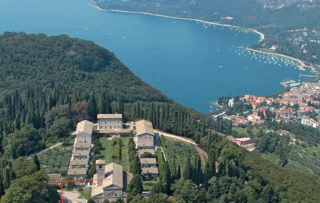 Eremo di San Giorgio sul Lago di Garda (VR)
