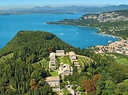 Eremo di San Giorgio dei monaci camaldolesi sul Lago di Garda