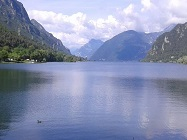 Lago d'Idro in Valsabbia