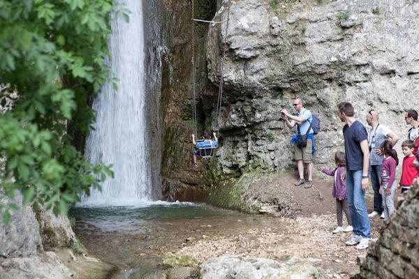 Parco Cascate di Molina (VR)