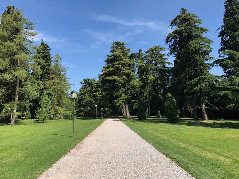 Terme di Colà a Lazise - Villa dei Cedri