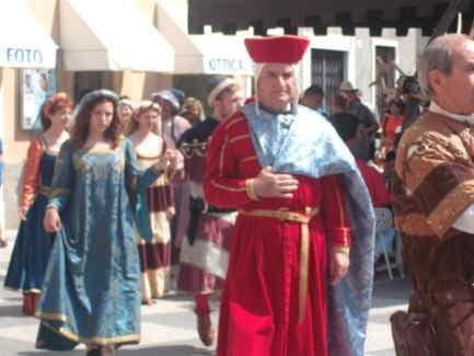 Rievocazione storica a Lazise
