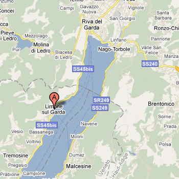 Cartina Lago Di Garda E Dintorni.Limone Del Garda Guida Turistica Guida Culturale E Di Viaggio