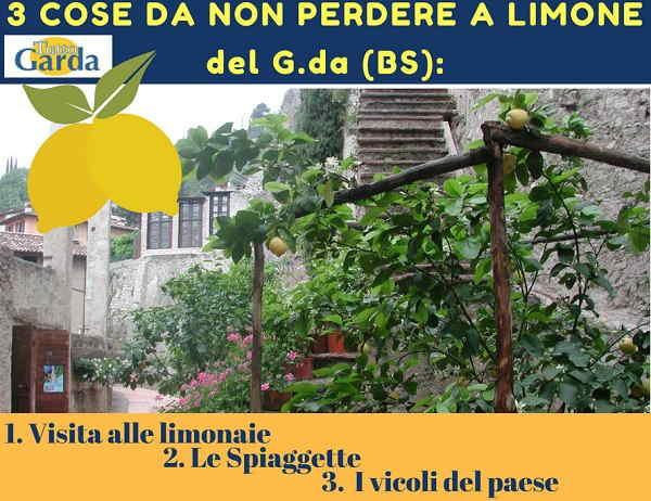 Limone sul Garda: 3 cose da non perdere