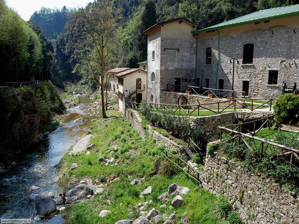 ESC - La Valle delle Cartiere ( Lombardia ) @ Toscolano Maderno