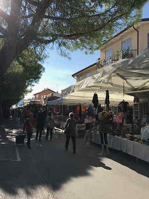 Toscolano Maderno - Mercato