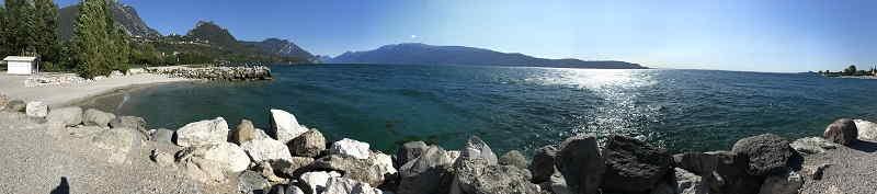 Spiagge di Toscolano Maderno