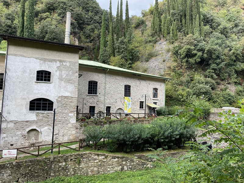 Museo della Carta di Toscolano Maderno