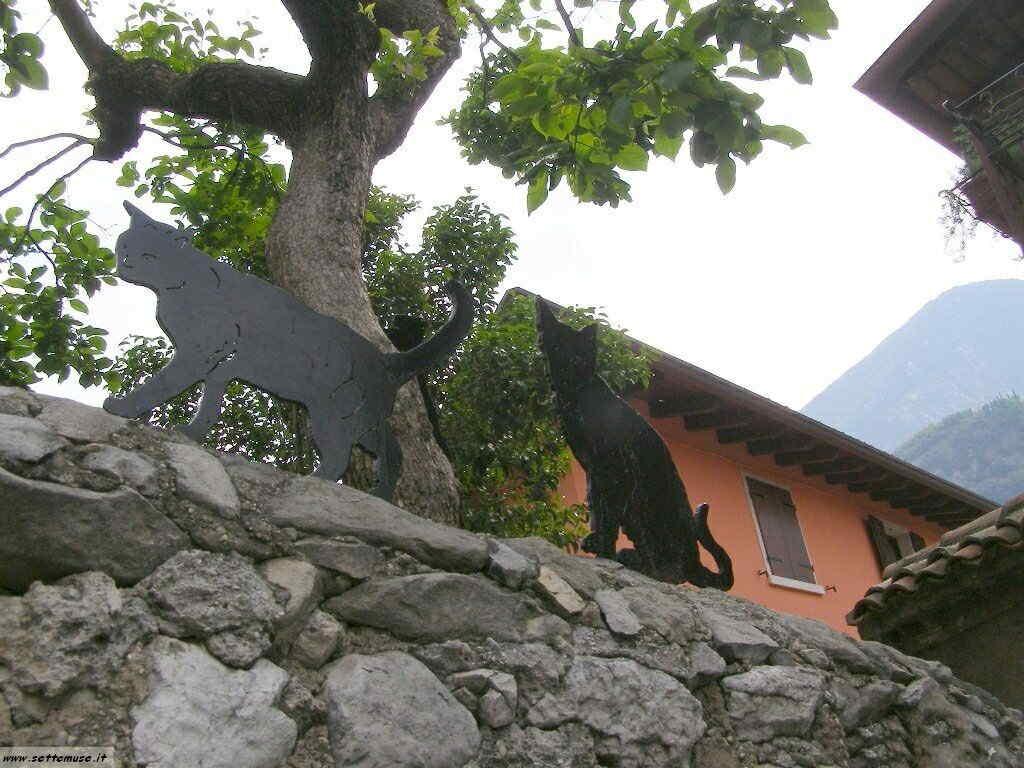 Malcesine, località sul Lago di Garda
