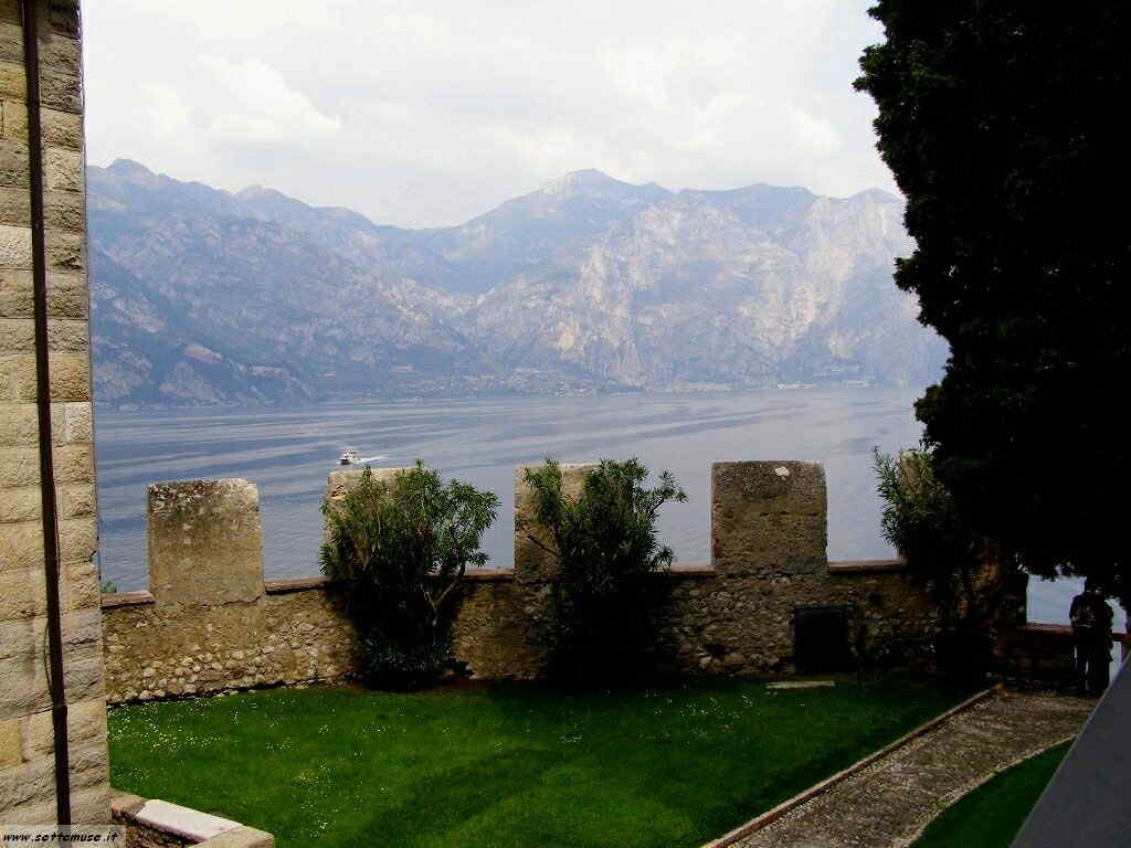 Foto di Malcesine sul Lago di Garda