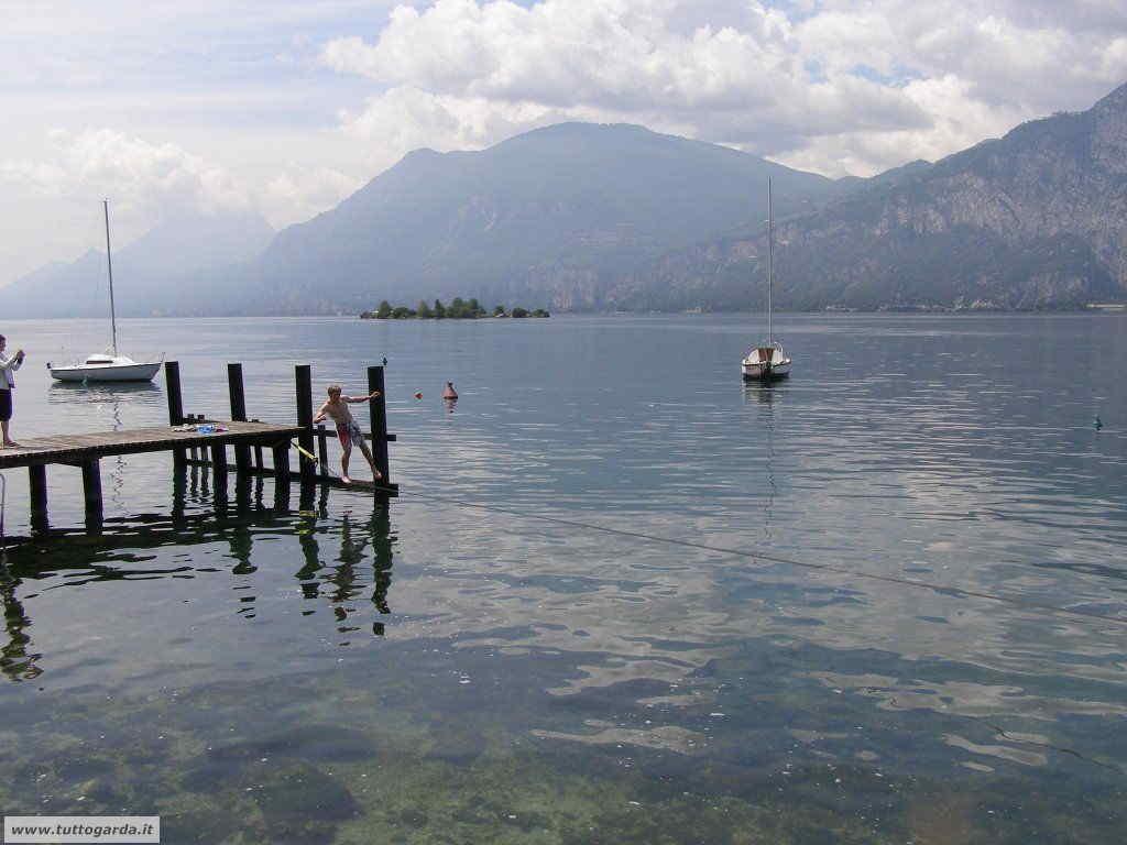 Cassone (VR)  lago di Garda orientale