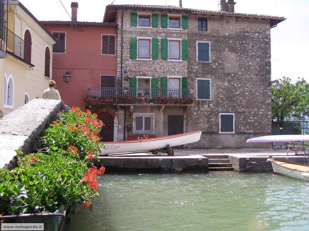 Cassone (VR)  lago di Garda