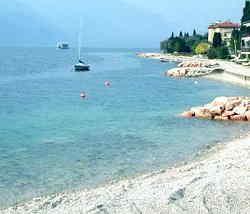 Spiaggia Val di Sogno a Malcesine