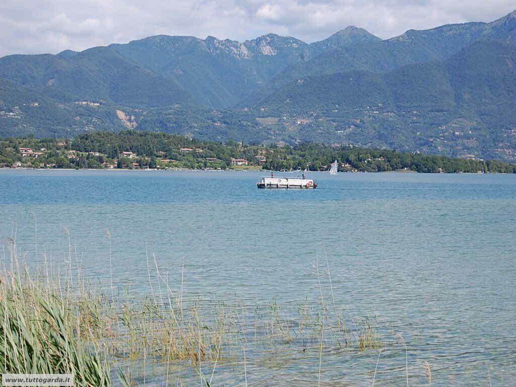 Lago di Garda Porto Torchio di Manerba del Garda