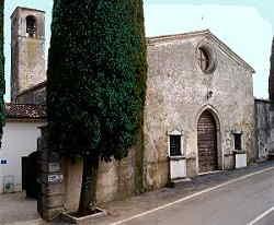 Chiesa della SS. Trinità a Manerba