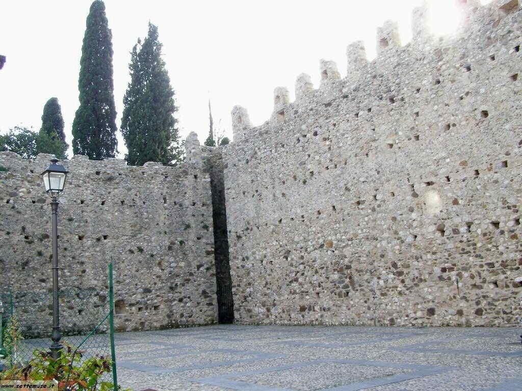 Mura viste dall'interno