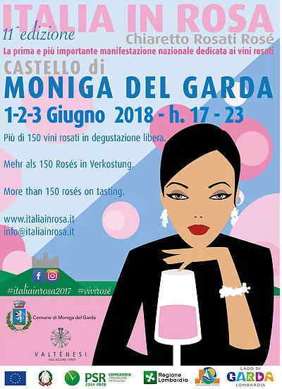 italia in Rosa 2018 a Moniga