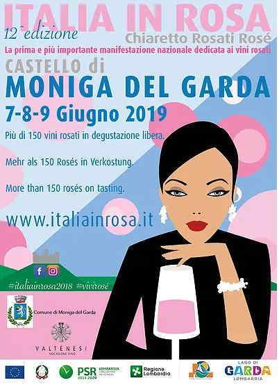 Italia in Rosa 2019 a Moniga