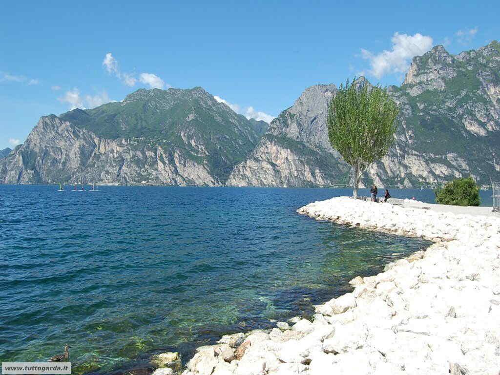 Torbole (TN) sul Lago di Garda