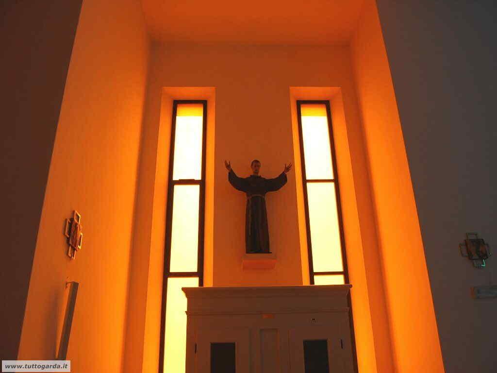 Cristo ligneo Chiesa di Santa Maria al Lago a Torbole (TN)