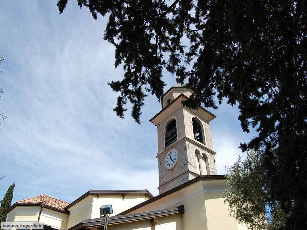 Parrocchia  di Sant' Andrea a Torbole Campanile