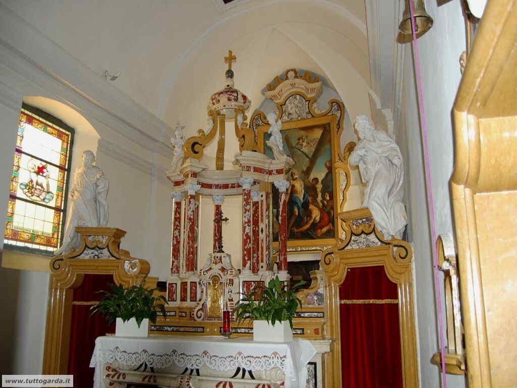 Parrocchia  di Sant' Andrea a Torbole (TN)