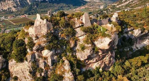 Castel Penede di Torbole (TN)
