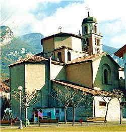 Guida alle chiese del Lago di Garda