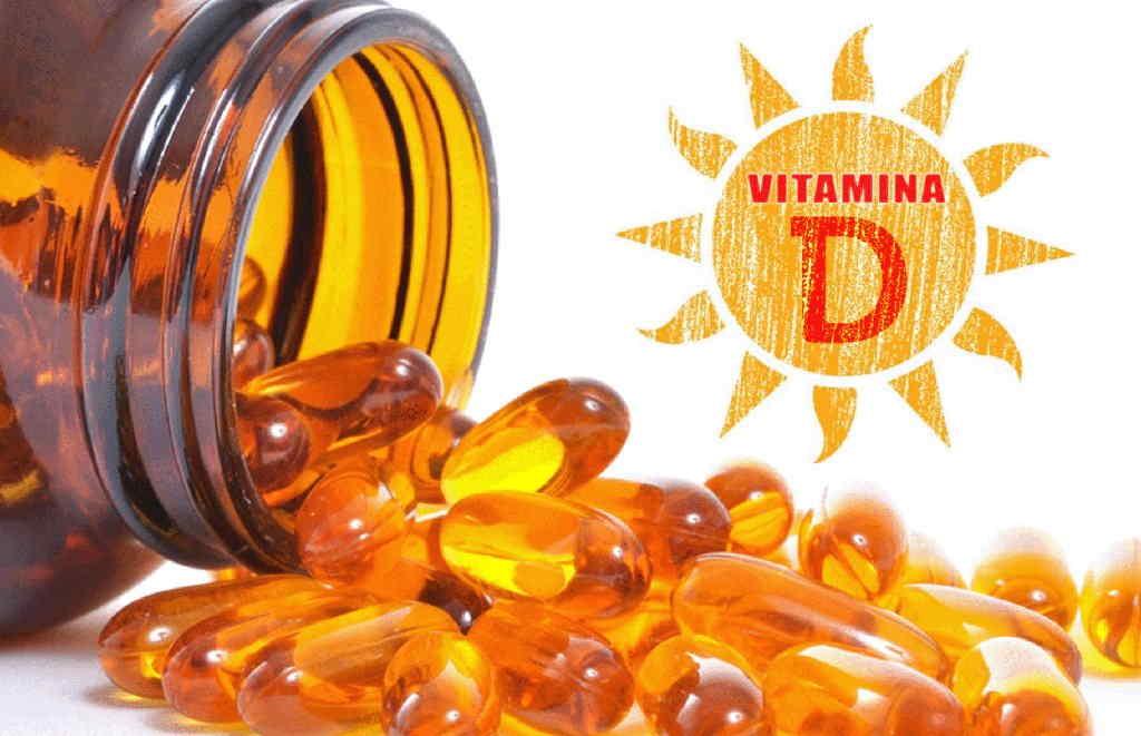 Vitamina D detta del Sole