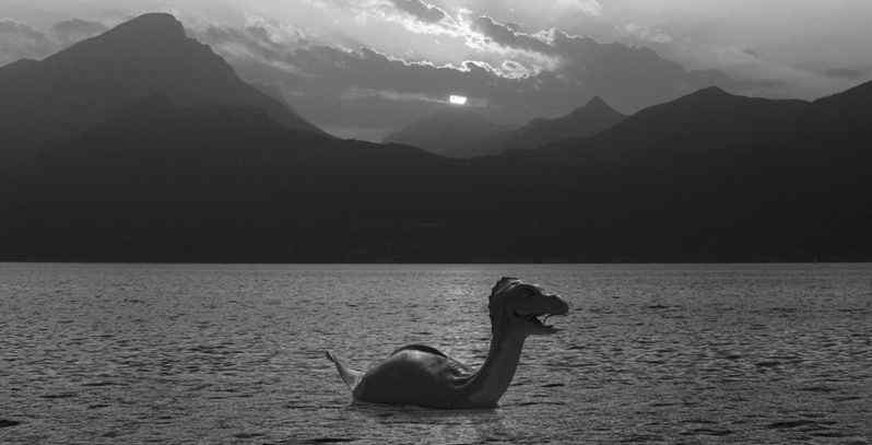 Bennie il mostro del lago di garda