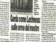 Il mostro del Lago di Garda