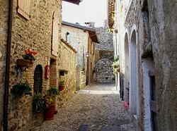 Padenghe sul Garda - Viottolo del Castello