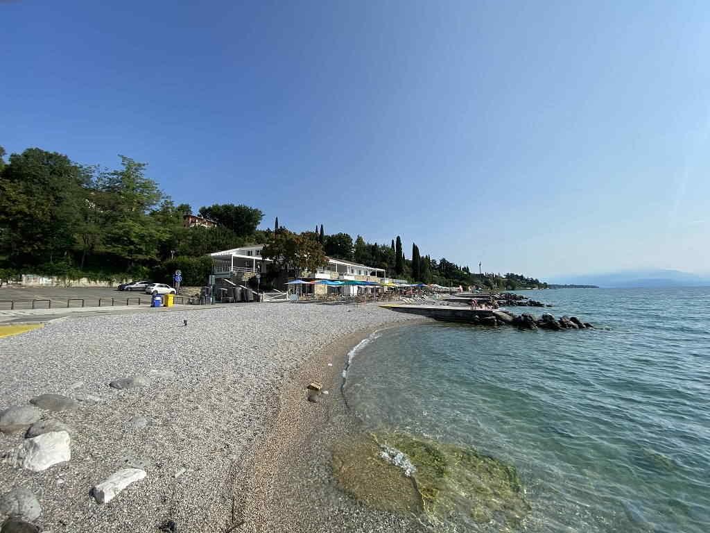 Spiaggia Copelia di Padenghe del Garda