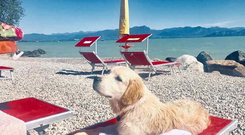 Bau Beach Peschiera del Garda