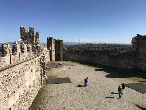 Ponti sul Mincio: visita al Castello