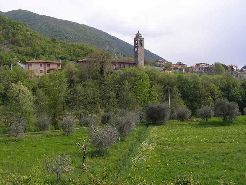 Puegnago (BS): località vicino al Lago di Garda