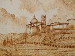 Puegnago: Chiesa di San Giovanni (Opera di Luciano Donini)