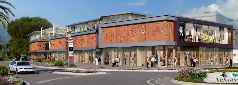 Centro Commerciale a Riva del Garda
