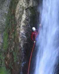 Canyoning e torrentismo a Riva del Garda