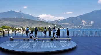 Tour alla centrale idroelettrica di Riva del Garda (TN)