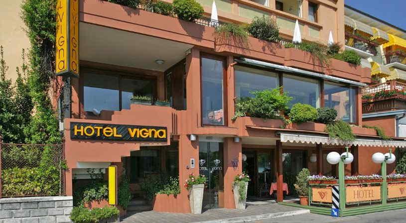 Hotel Vigna a Salò